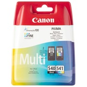 Pack 2 cartridges Canon PG540 + CL541