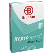 Ream 500 sheet recycled paper Reprospeed green Plus