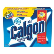 Doos van 45 tabletten Calgon Express Ball