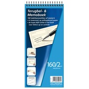 Notebook 160 received messages standard Dutch version