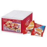 Box of 230 bags with biscuits Lotus assortment
