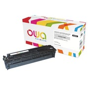 Toner Armor Owa compatible with HP 128A-CE320A black for laser printer