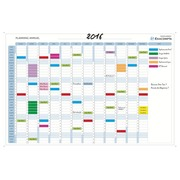 Exacompta, magnetic annual planning
