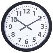 Large wall clock 60 cm - Quartz