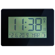 Digital Clock - Radio controlled