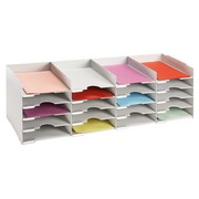 Sorter grey 20 compartments for cupboard W 103 cm