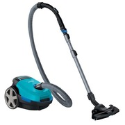 Philips Performer Compact FC8379 - vacuum cleaner - canister - deep turquoise