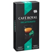 Coffee capsule Café Royal Decaffeinato - Box of 10