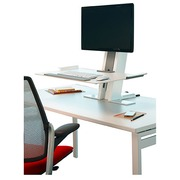 Standing workstation for fixation up to 13 kg Quickstand