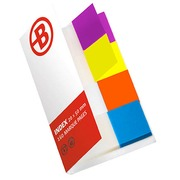 Repositionable Bookmarks -160 Pieces per Dispenser