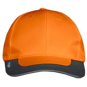 9013 SAFETY CAP HV Oranje