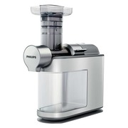 Philips Avance Collection HR1945 - juice extractor - white/gray