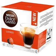 Coffee capsules Dolce Gusto Nescafé Lungo  box of 15 + 15