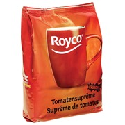 Royco Minute Soup tomatensuprême, voor automaten, 140 ml, 80 porties