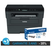 Multifunctional 3 in 1 laser printer Brother DCP-L2530DW