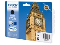 Cartridge zwart Epson C13T70314010 - Epson T7031