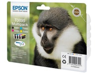 Set van 4 inkjet cartridges Epson T0895