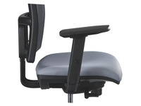 Pair of 3D armrests for chair Bruneau Activ'