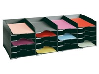 Classification box 20 cases for cabinet - W 103 cm