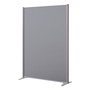 Acoustic partition height 160 x 122 cm tissue